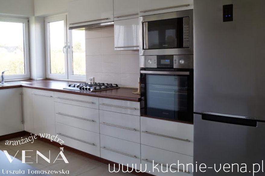 Meble kuchenne Lublin – kuchnia – styl nowoczesny  Projektowanie i aranżacja   -> Kuchnia Meble Lubin