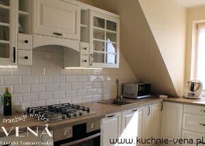 Meble kuchenne Lublin - Vena- kuchie na wymiar Lublin Vena - kuchnia w stylu prowansalskim