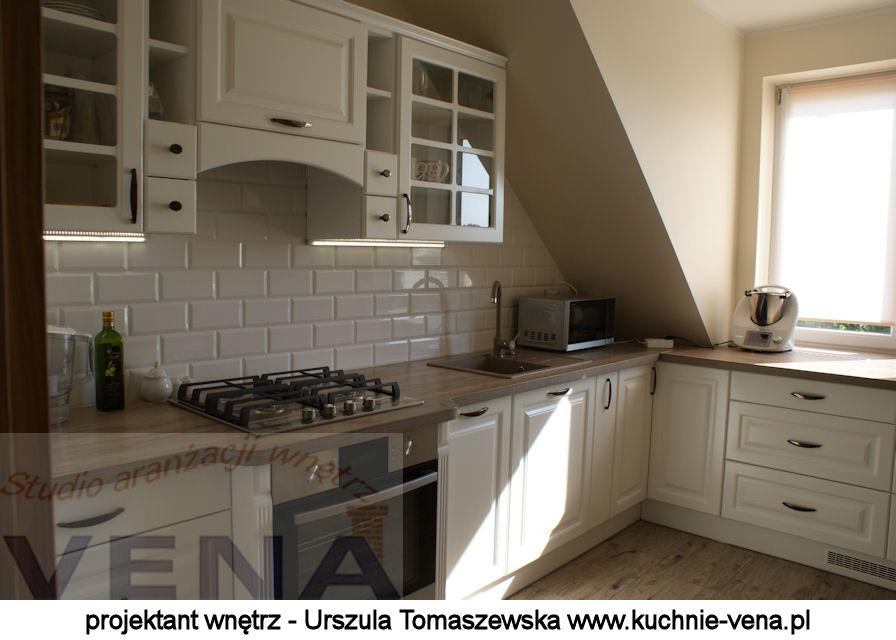 Meble kuchenne Lublin – Vena kuchnie na wymiar Lublin   -> Kuchnia Prowansalska Aranżacja