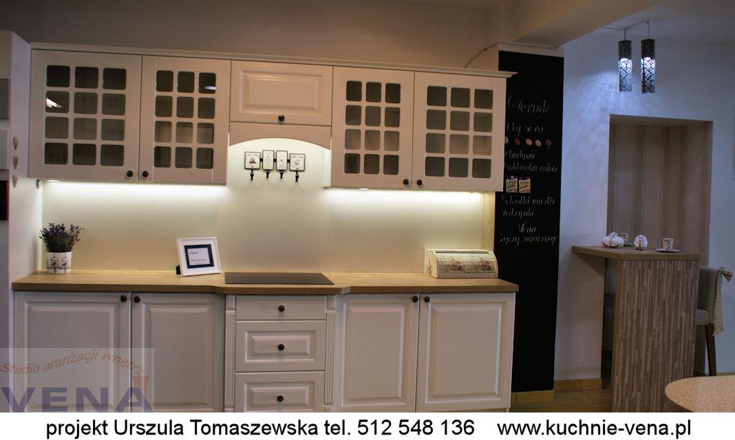 Meble kuchenne Lublin  Vena  www kuchnie vena pl  -> Kuchnie Prowansalskie Lublin