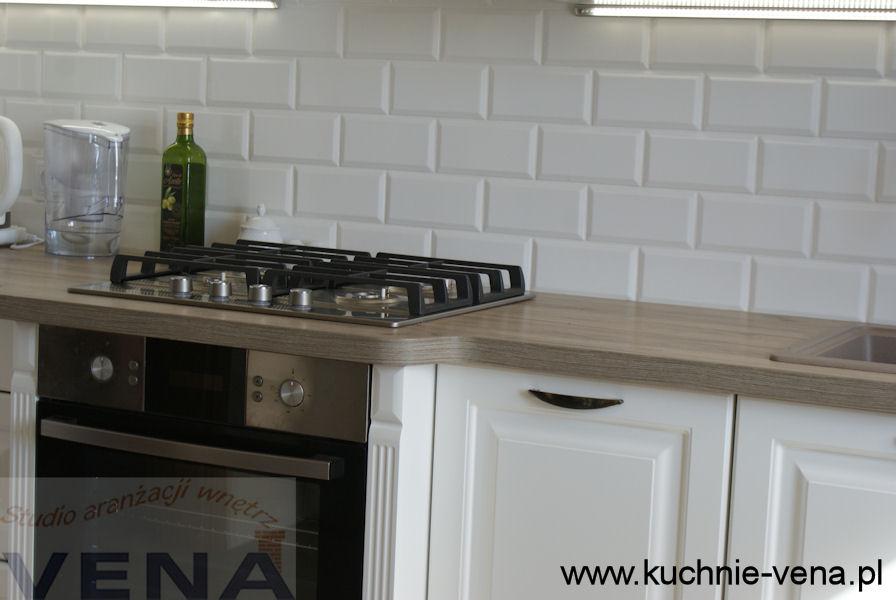 Mała kuchnia w bloku – Meble kuchenne Lublin Vena  Projektowanie i aranżacja   -> Kuchnia Meble Lubin