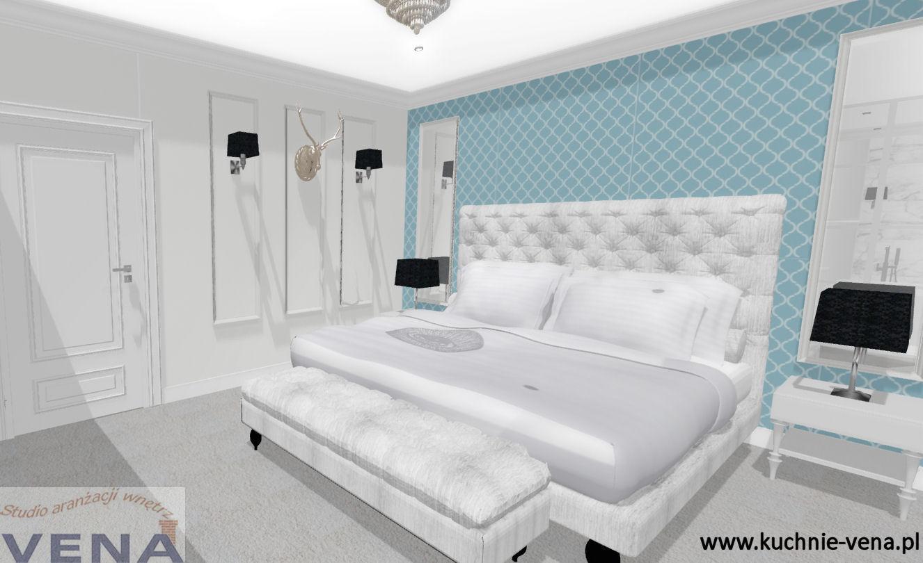 Jak urządzić dom w stylu glamour