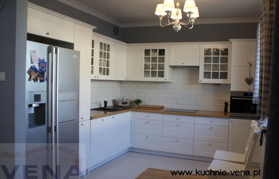 Meble kuchenne Lublin Vena w Domixie - opinie, porady, inspiracje