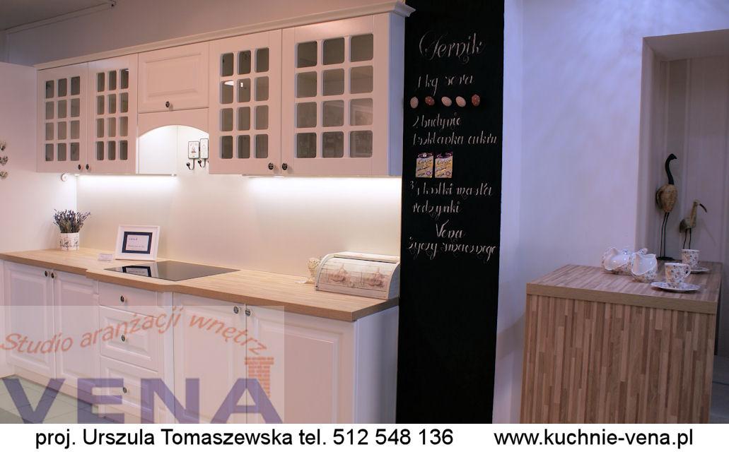 Meble kuchenne Lublin  Vena  www kuchnie vena pl -> Kuchnia Meble Lublin
