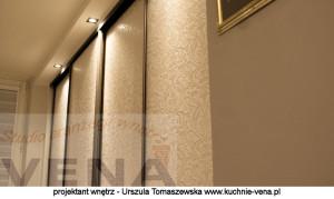 Aranżacja małej kawalerki Lublin - Vena