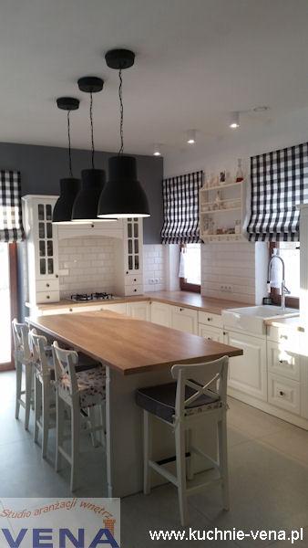 Kuchnia z wyspą - Meble kuchenne Lublin Vena
