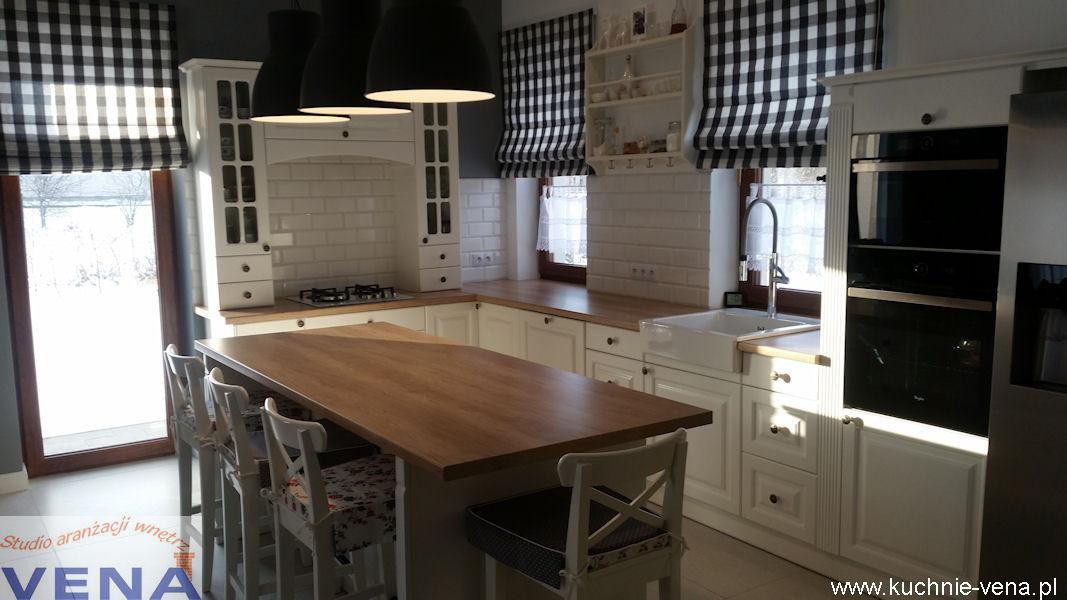 Styl prowansalski - meble kuchenne Lublin Vena