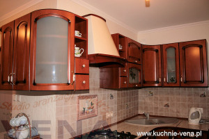 Meble kuchenne Lublin - kuchnia - styl rustykalny