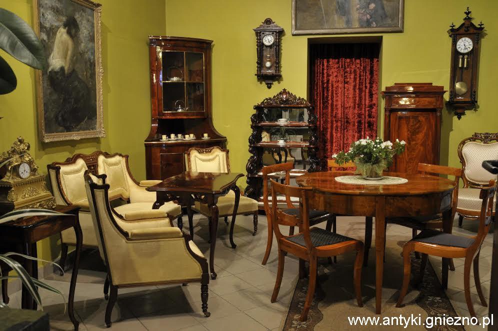 Wnętrze w stylu Biedermeier - Aranżacje wnętrz stylizowanych i nowoczesnych - Lublin Vena