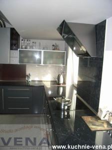 Meble kuchenne Lublin - kuchnia na poddaszu