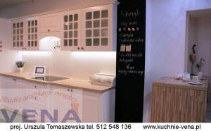 Meble kuchenne Lublin Vena w Domixie