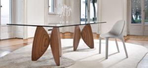 stół w stylu włoskim projektu Vanessa Bartoli Projekt