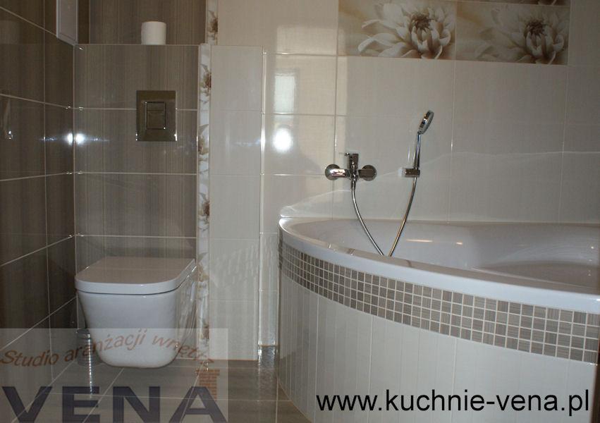 Aranżacja łazienki Lublin Vena